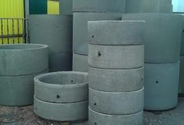бетонные кольца в Пушкинском районе